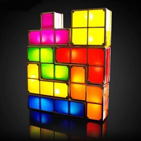gadgetsbestellen.nl - Tetris Lamp