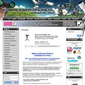 Bresser-Online - gadgetsbestellen.nl