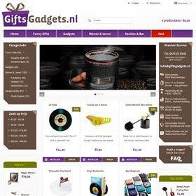 GiftsGadgets - gadgetsbestellen.nl