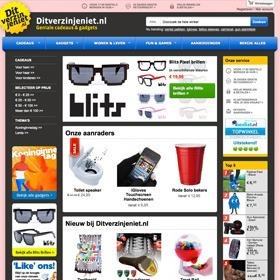 DitVerzinJeNiet - gadgetsbestellen.nl