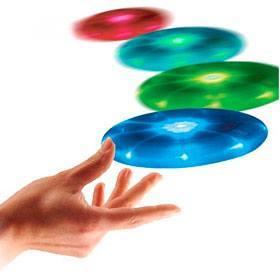 gadgetsbestellen.nl - LED Frisbee