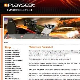 Playseat - gadgetsbestellen.nl