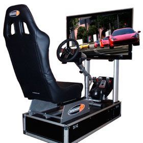 Monster VIP Playseat