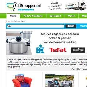ffShoppen - gadgetsbestellen.nl