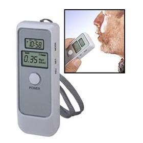 Digitale Alcohol Tester