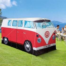 gadgetsbestellen.nl - Volkswagen Busje Tent