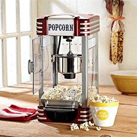 gadgetsbestellen.nl - Retro popcornmachine deluxe