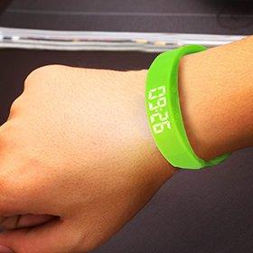 Smart bracelet TW5 - gadgetsbestellen.nl