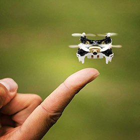 Cheerson CX-10c mini camera drone - gadgetsbestellen.nl