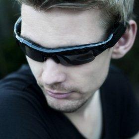 Spy zonnebril met camera