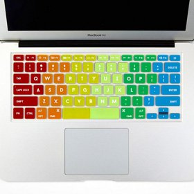 Keyboard cover voor MacBook