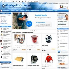 Gadgethouse - gadgetsbestellen.nl